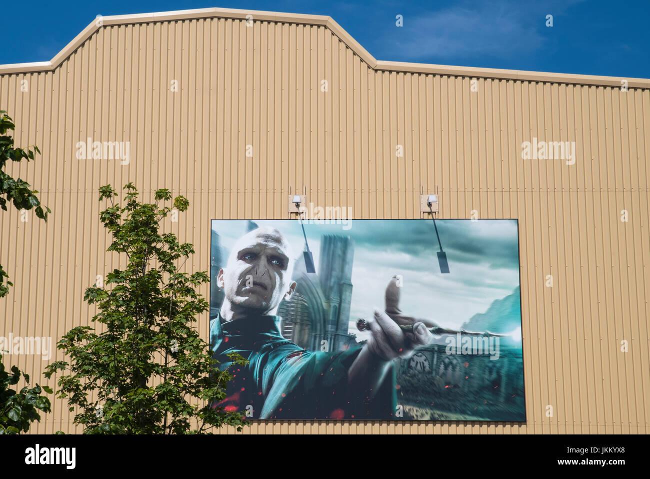 Harry Potter Movie Stock Photos & Harry Potter Movie Stock