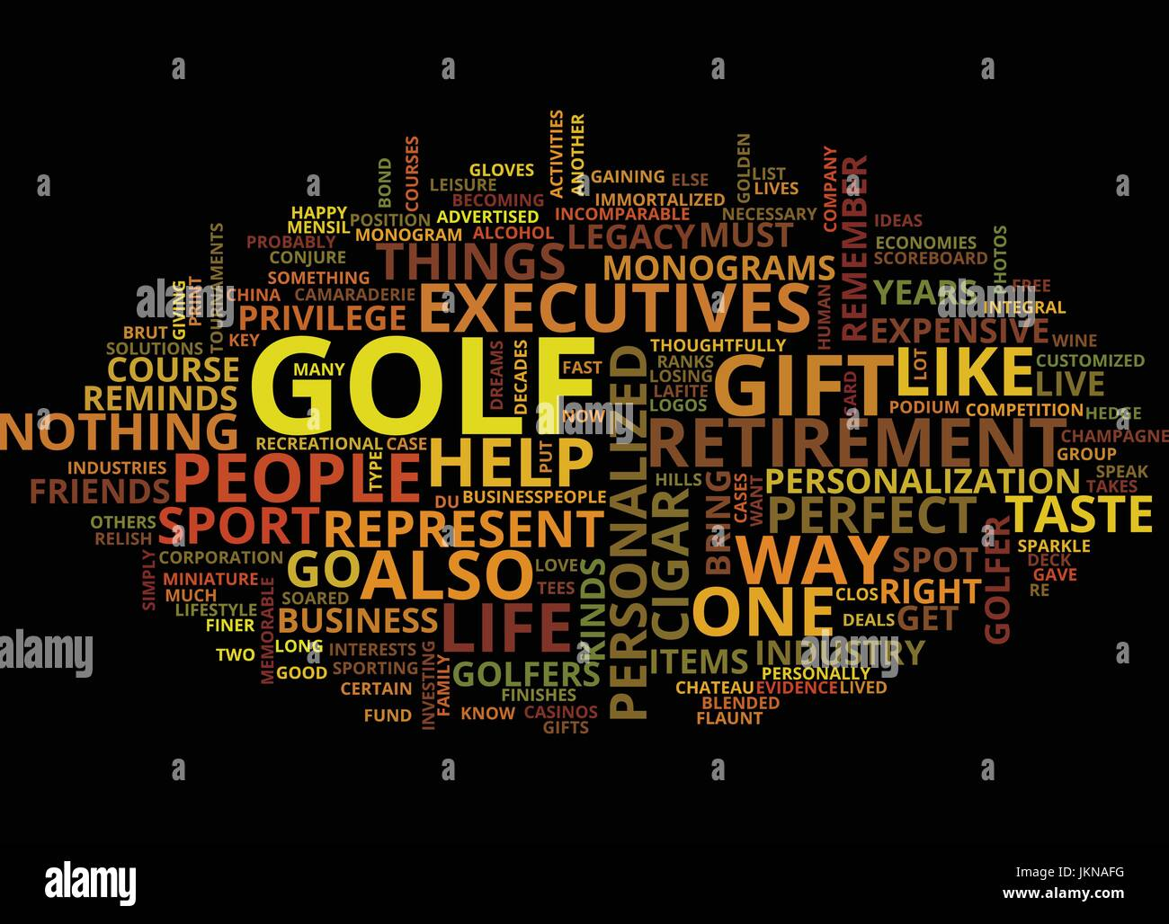 LET THEM REMEMBER THEIR LEGACY RETIREMENT GIFT IDEAS FOR EXECUTIVES Text Background Word Cloud Concept