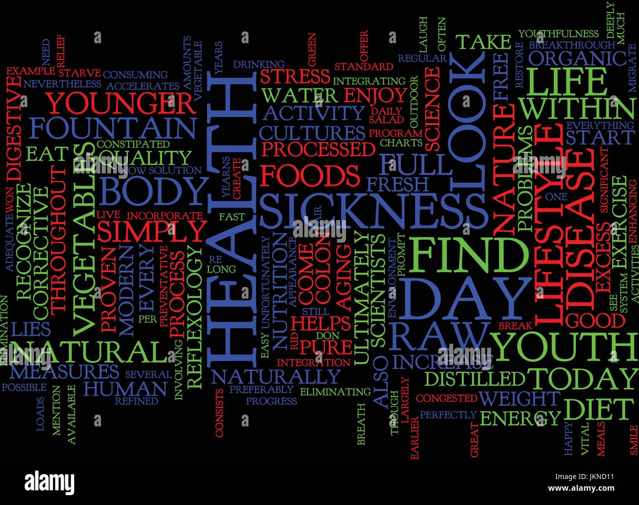 LOOK YOUNGER NOW Text Background Word Cloud Concept - Stock Vector