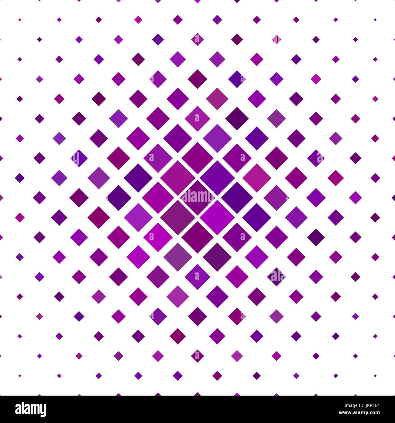 Colored Abstract Square Pattern Background Geometric