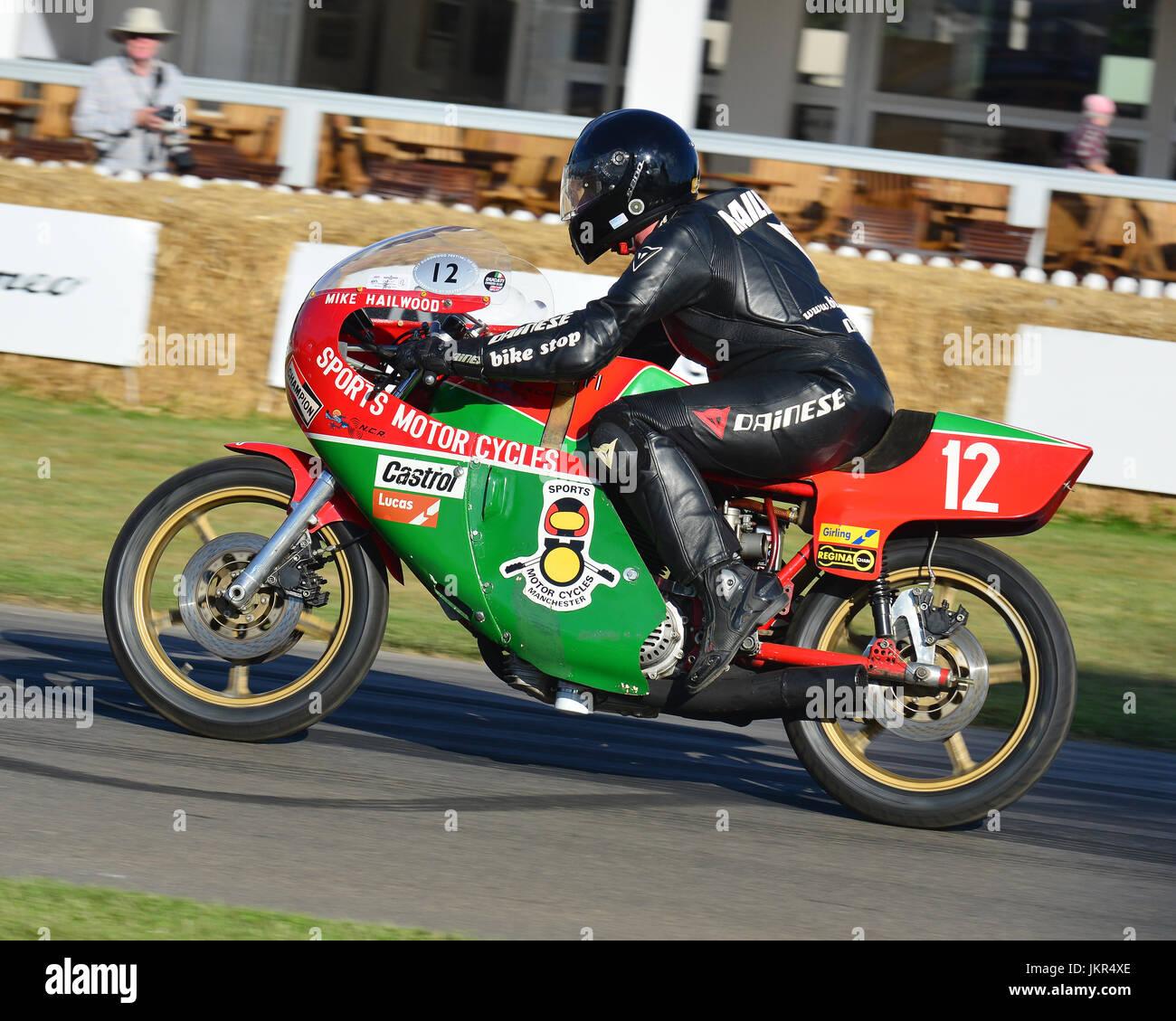 David Hailwood Ducati 900SS TT Goodwood Festival Of Speed 2017 Peaks Performance Motorsports Game Changers Automobiles Cars Entertainment