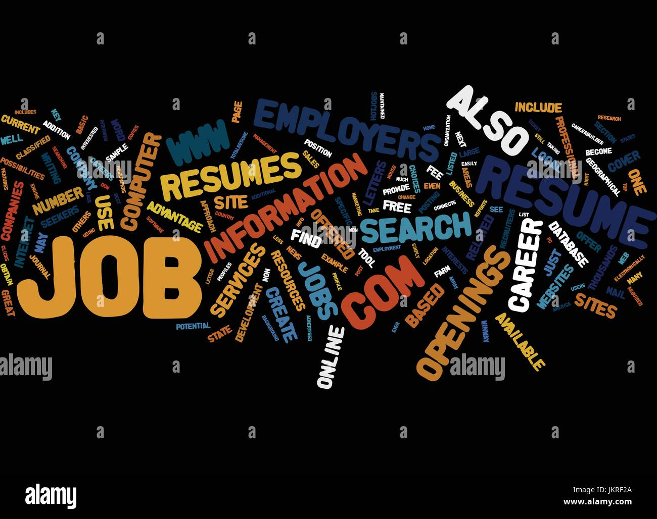 YOUR BEST JOB SEARCH TOOL MAY BE YOUR COMPUTER Text Background Word Cloud Concept - Stock Vector