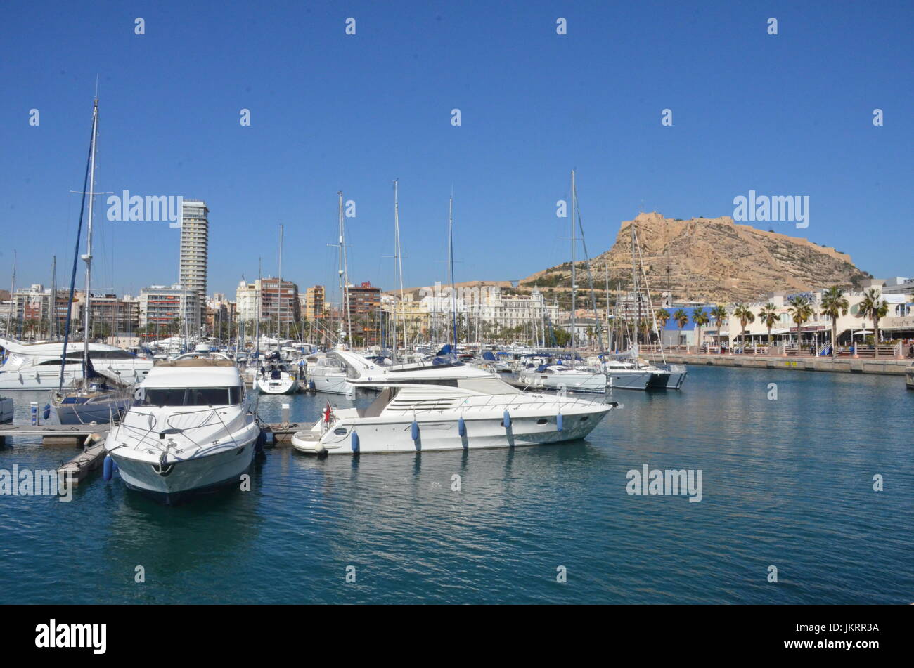 Alicante, Spain - Stock Image