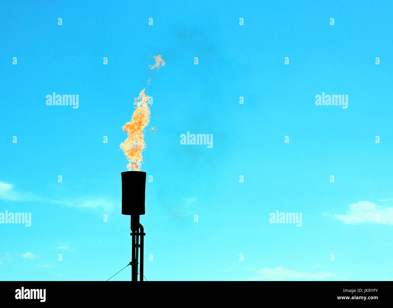 Flare Stack Stock Photos & Flare Stack Stock Images - Alamy