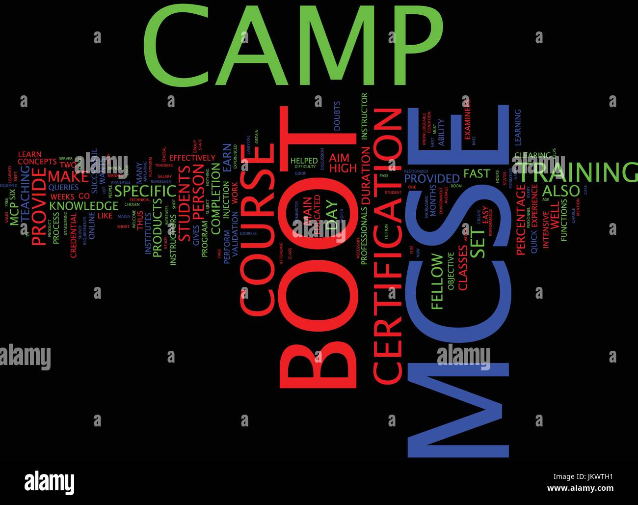 Your In The Army Now So Welcome To The Mcse Boot Camp Text