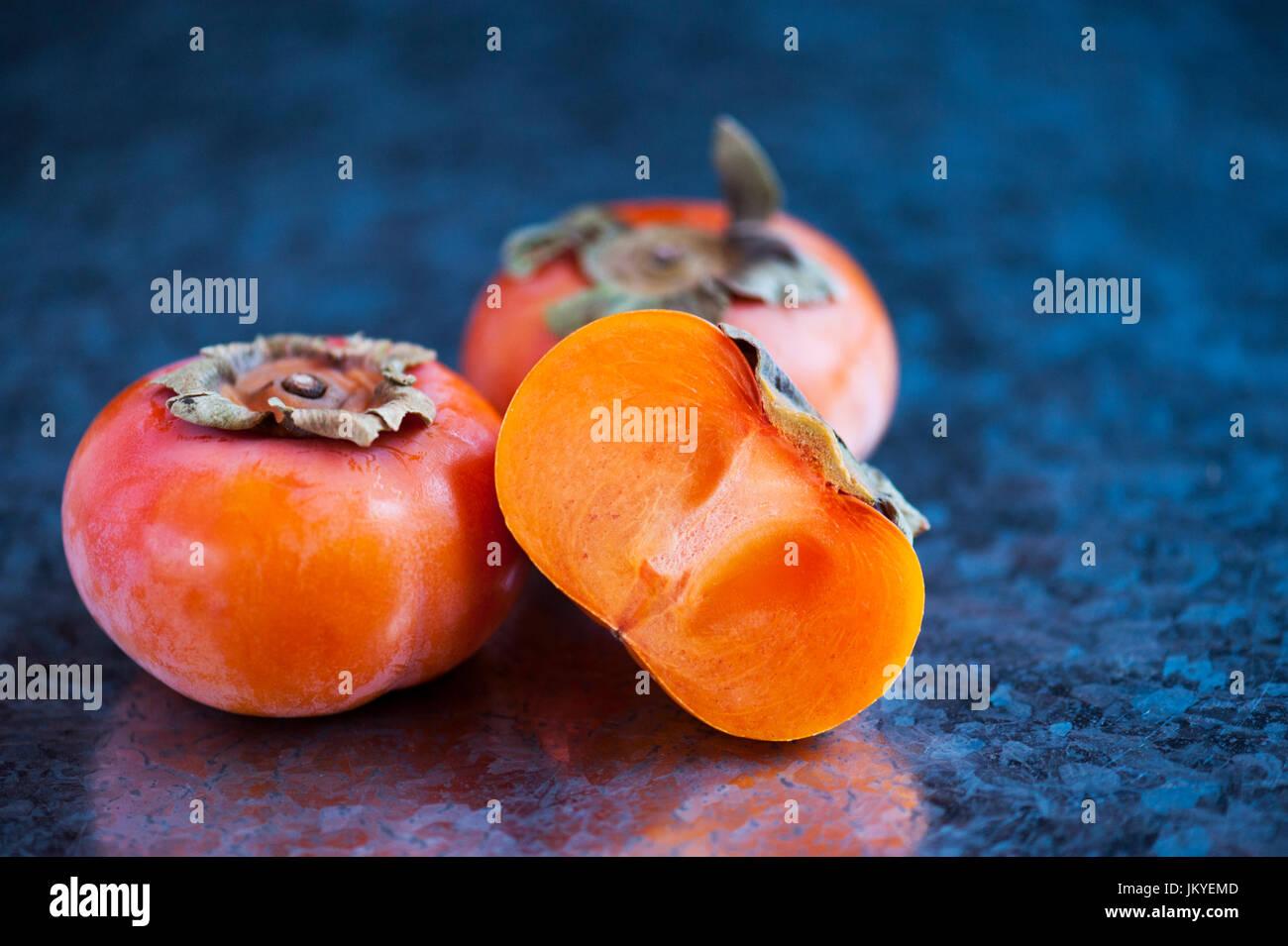 Persimmon - Stock Image