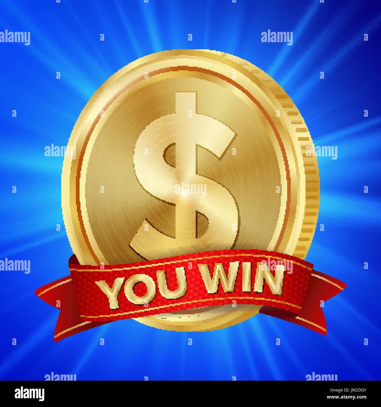 casino coin illustrator