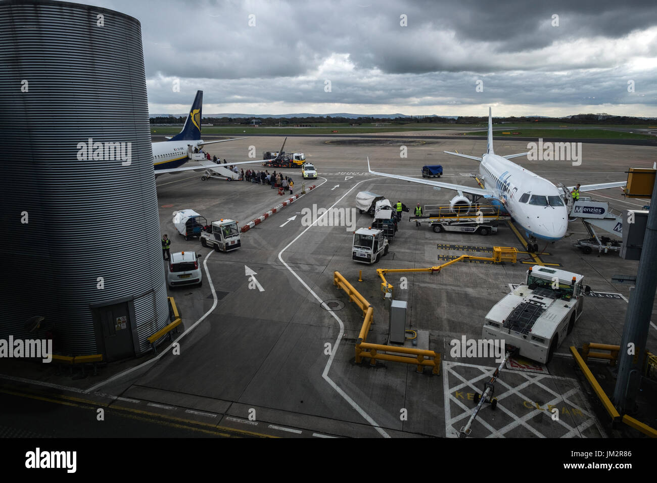 Manchester Airport Stock Photos Manchester Airport Stock Images