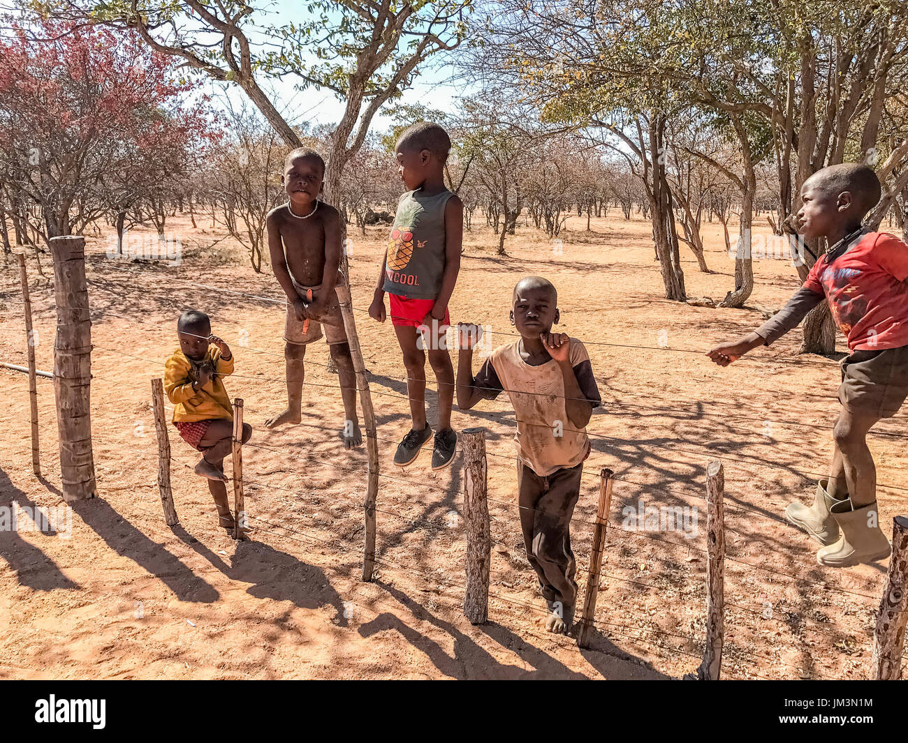 Namibia. Africa. Stock Photo