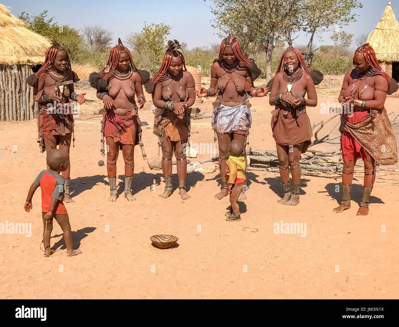 Namibia. Africa. - Stock Image