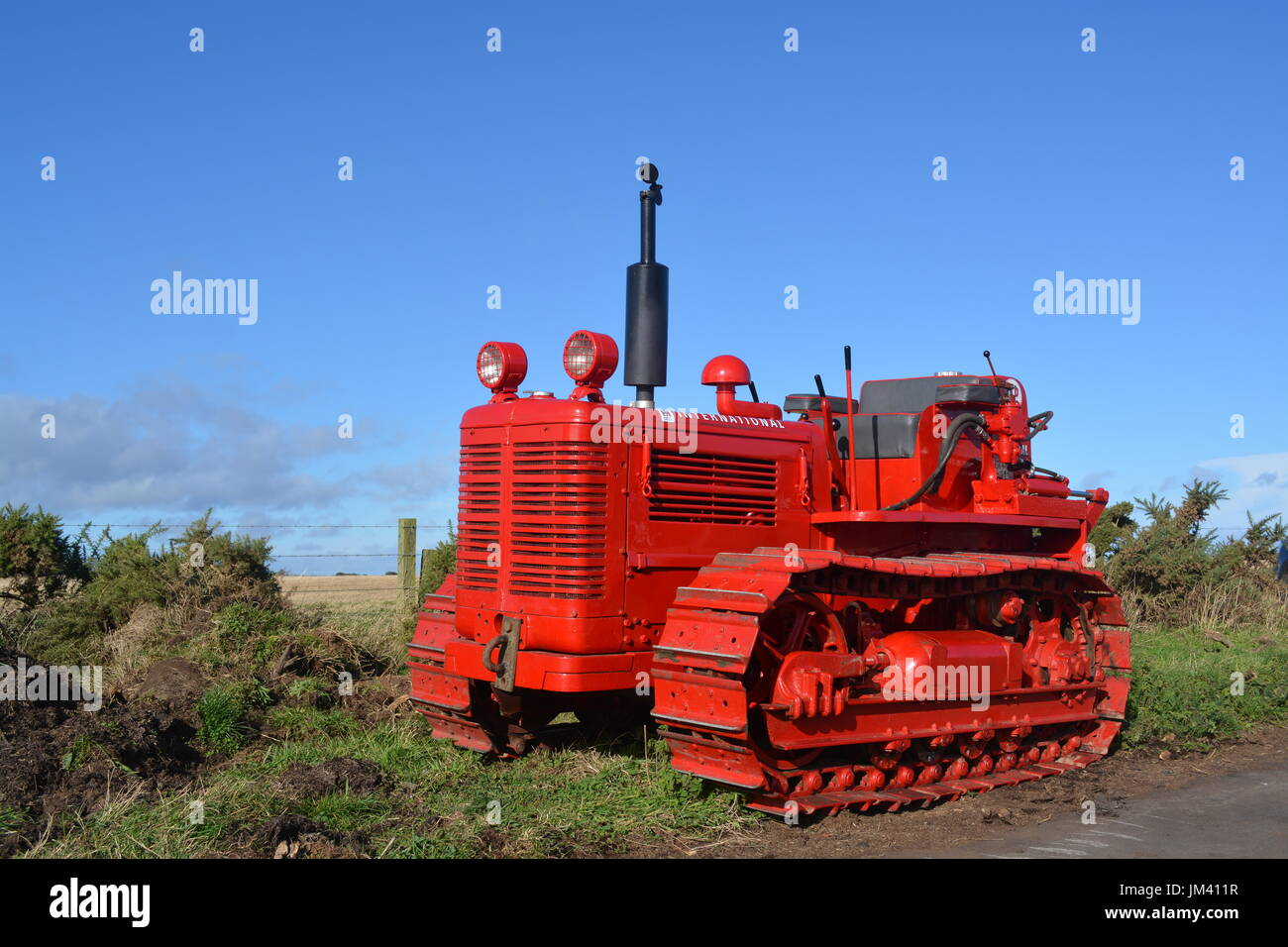 Crawler Tractor Stock Photos & Crawler Tractor Stock Images