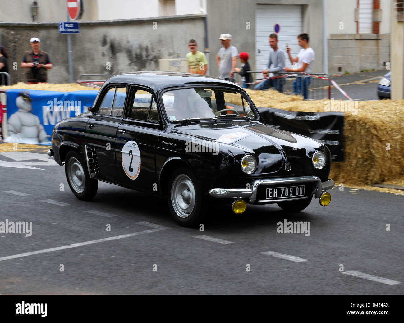 renault dauphine stock photos renault dauphine stock images alamy. Black Bedroom Furniture Sets. Home Design Ideas