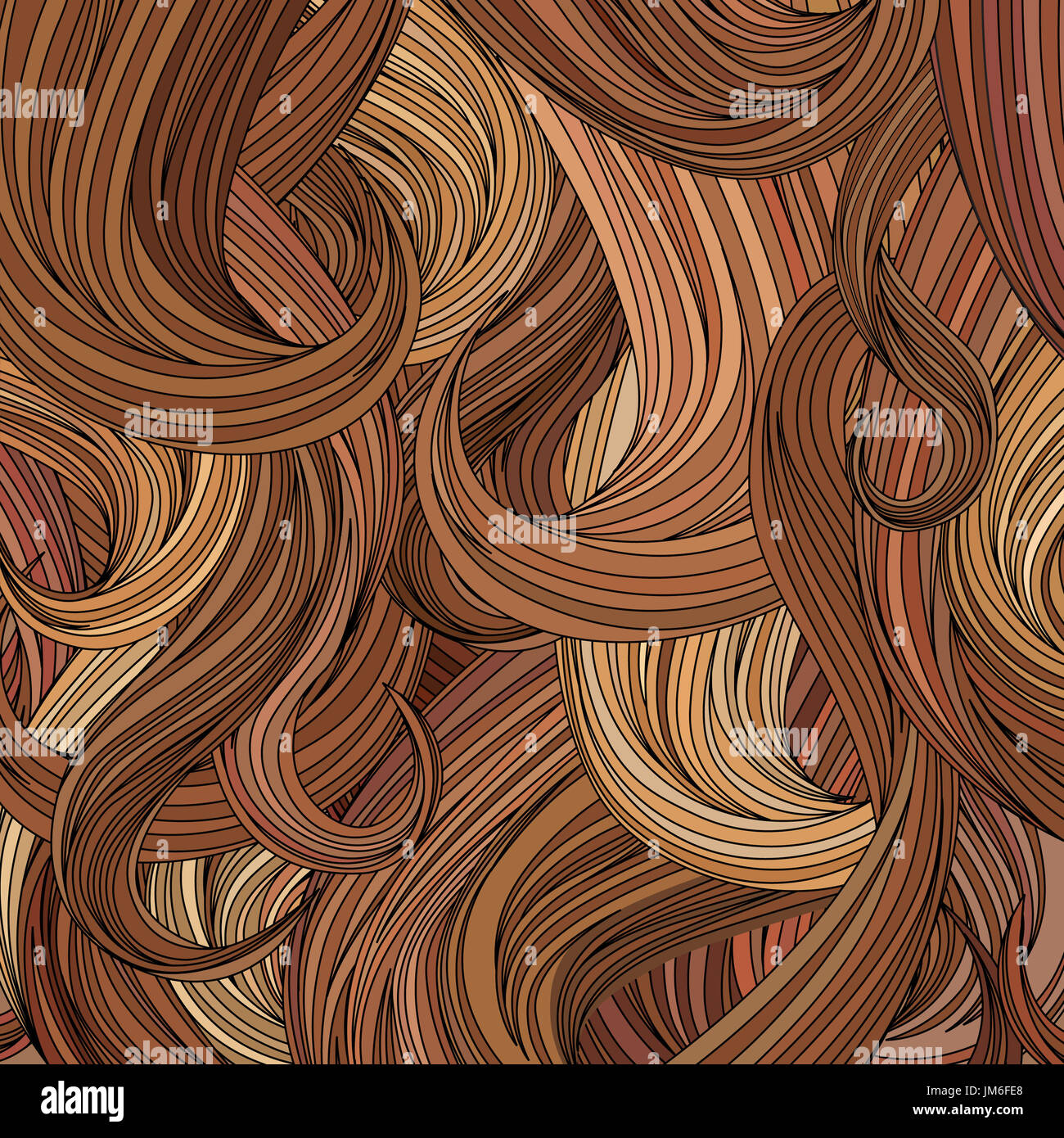 Hair Background Beauty Salon Decorative Wallpaper Stock