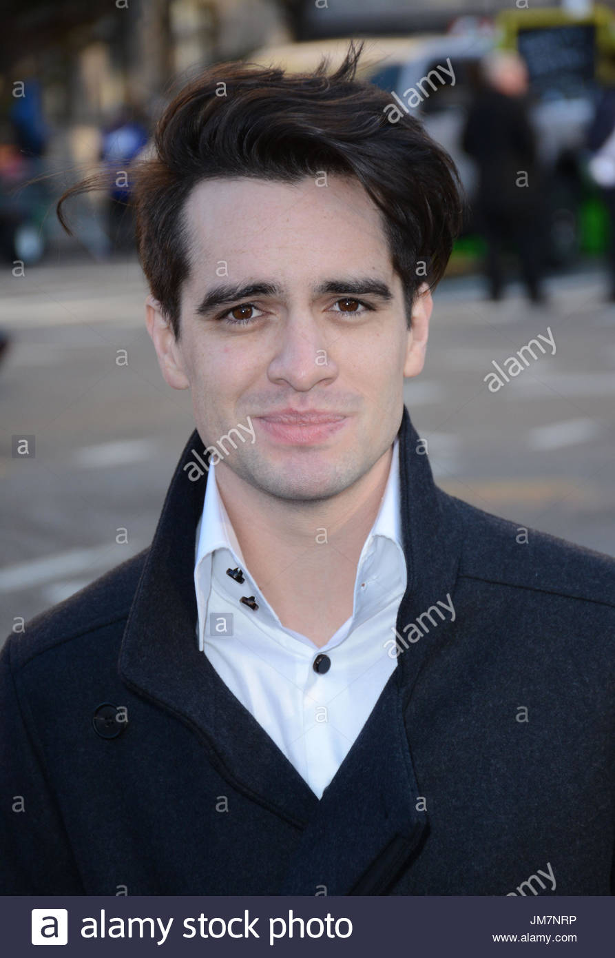 Brendon Urie Of Panic At The Disco Macys 87th Annual Thanksgiving