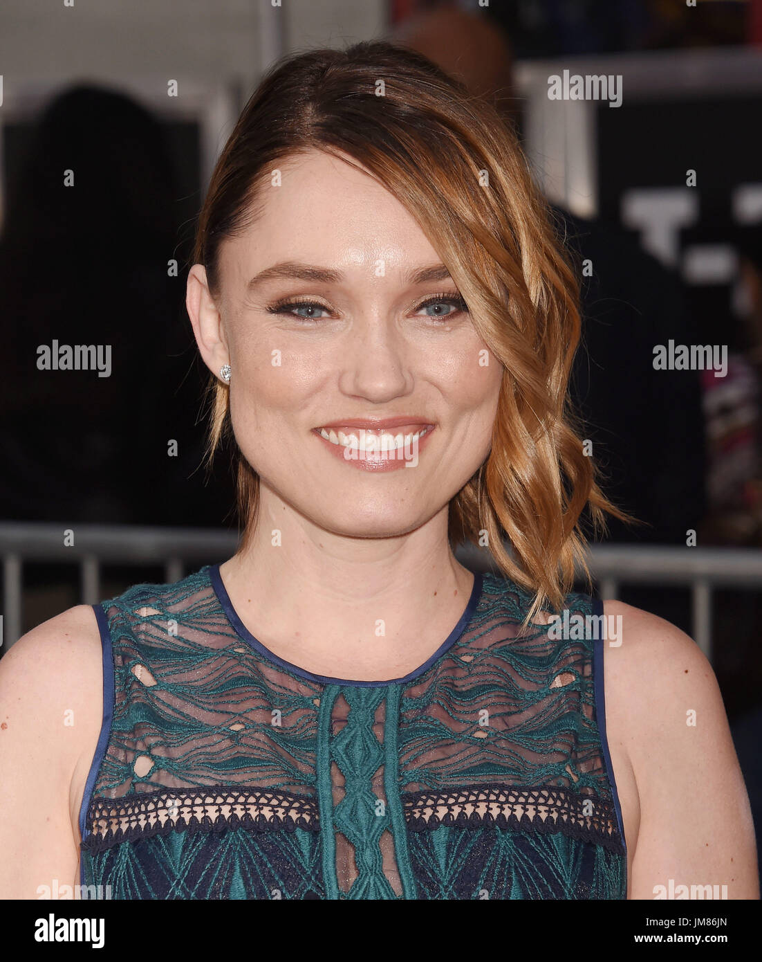 CLARE GRANT US film actress in March 2017. Photo: Jeffrey Mayer - Stock Image
