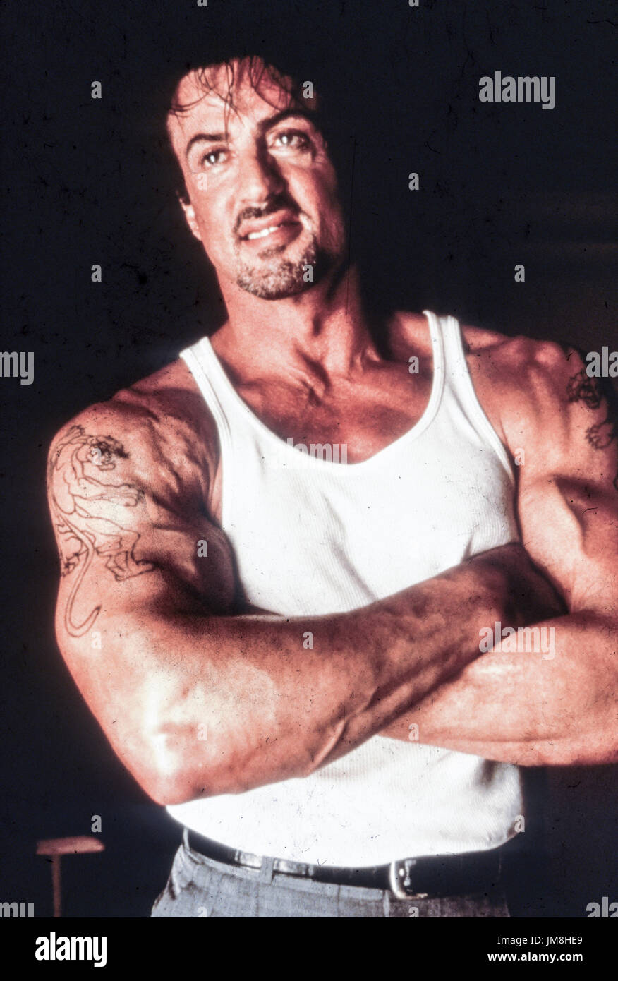sylvester stallone, get carter, 2000 - Stock Image