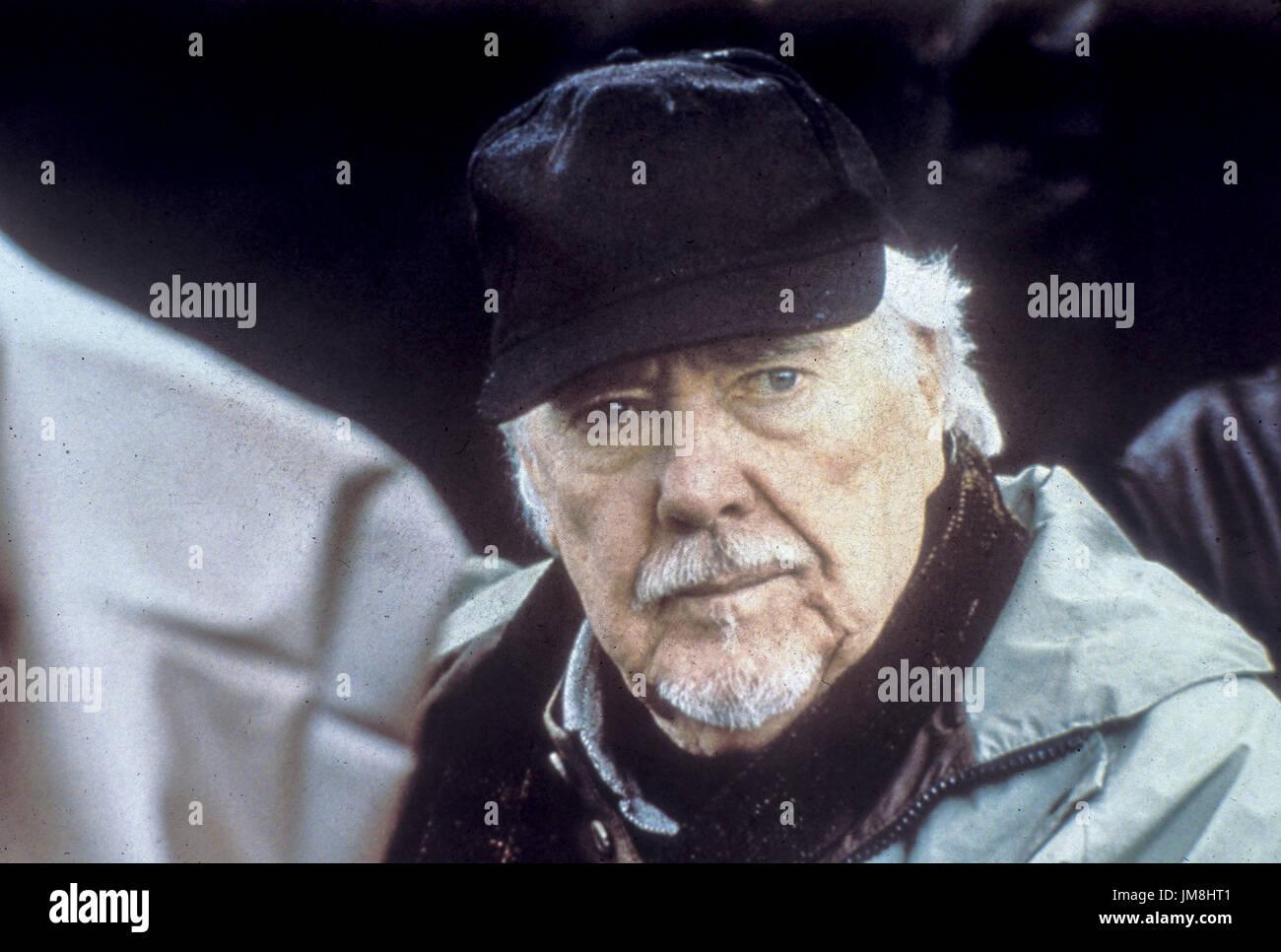 robert altman, gosford park, 2001 - Stock Image