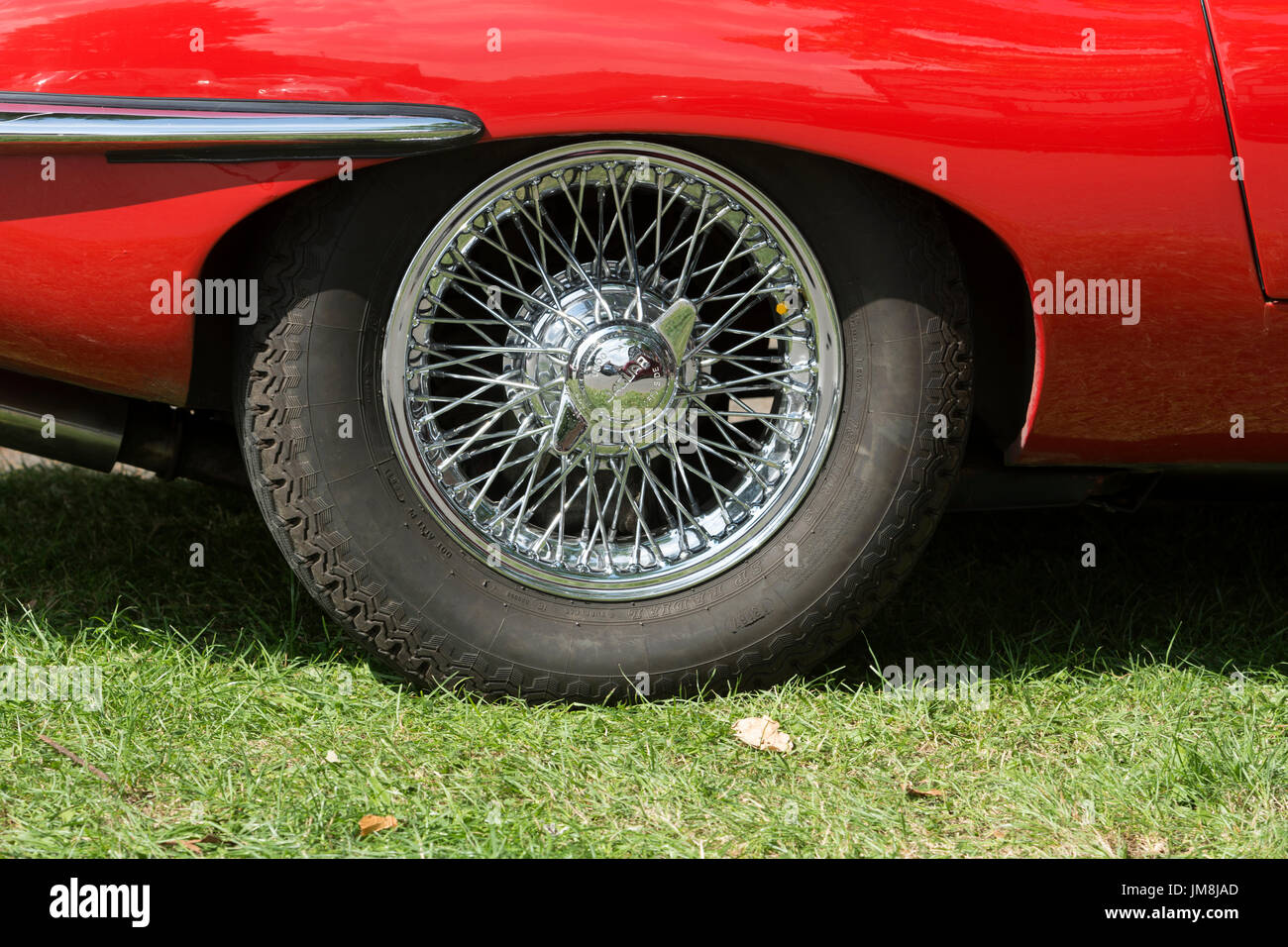 Wire Wheels Stock Photos & Wire Wheels Stock Images - Alamy