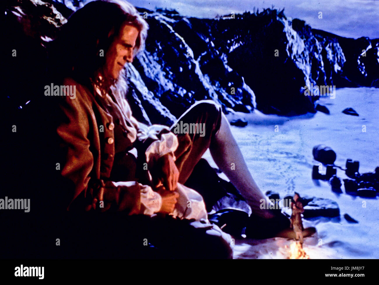 ted danson, gulliver's travels, 1996 - Stock Image