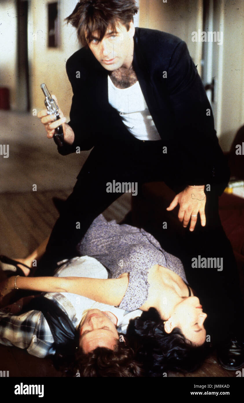 alec baldwin, michael madsen, the getaway, 1994 Stock Photo