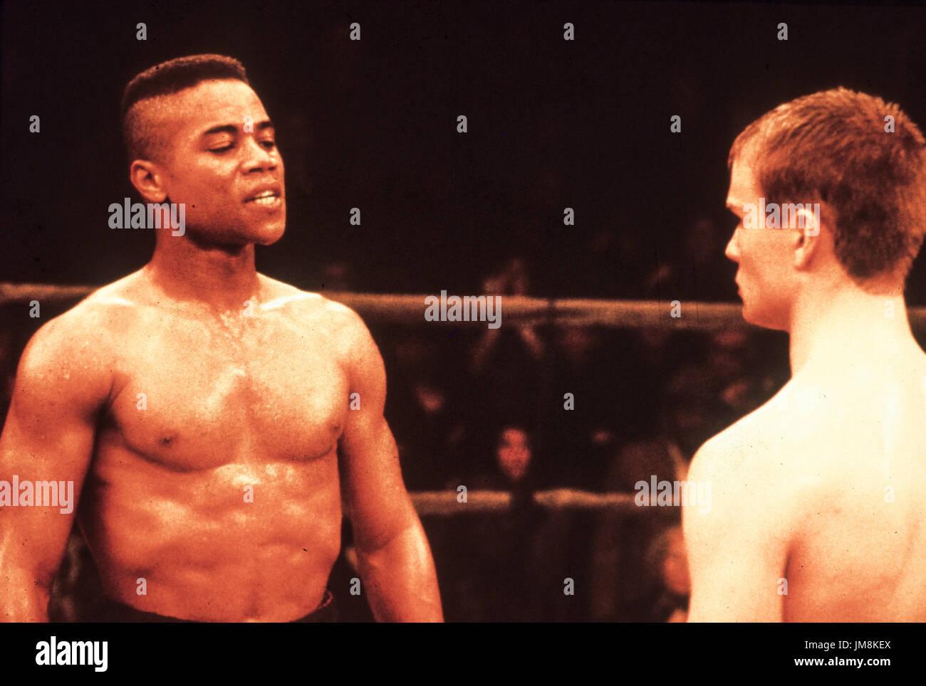 cuba gooding jr, james marshall, gladiator, 1992 - Stock Image