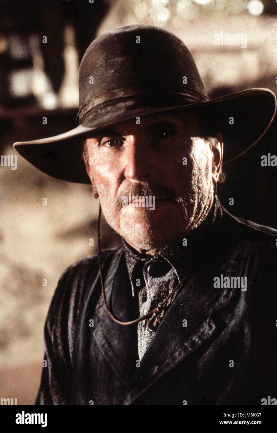robert duvall, geronimo an american legend, 1993 - Stock Image