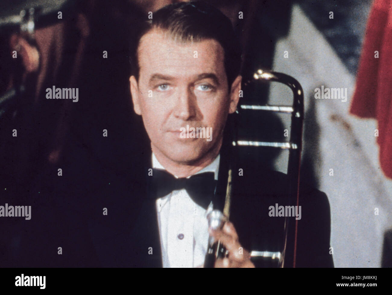James Stewart, The Glenn Miller Story, 1954 - Stock Image