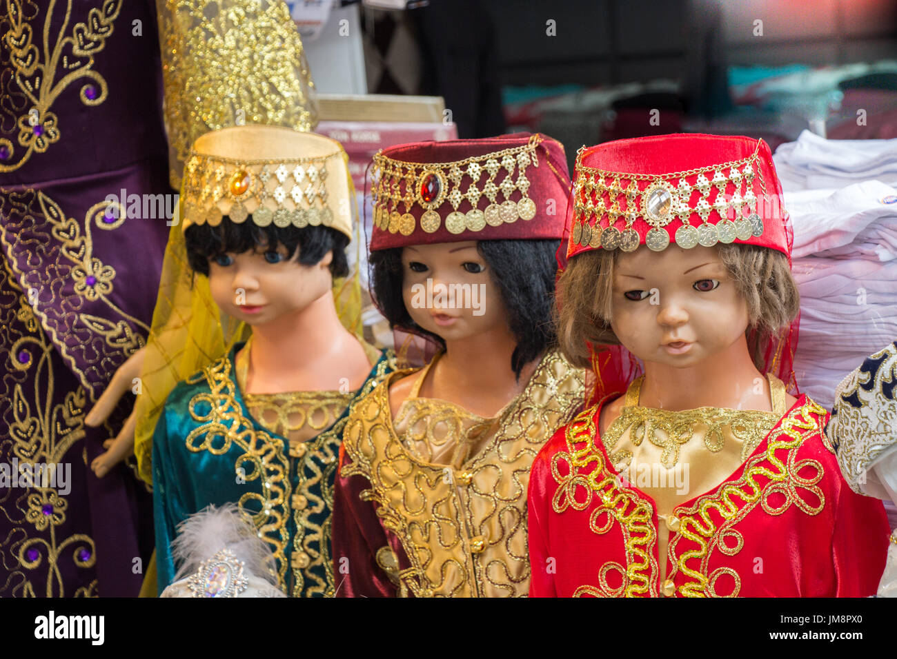 Traditional Turkish Headwear Stock Photos & Traditional