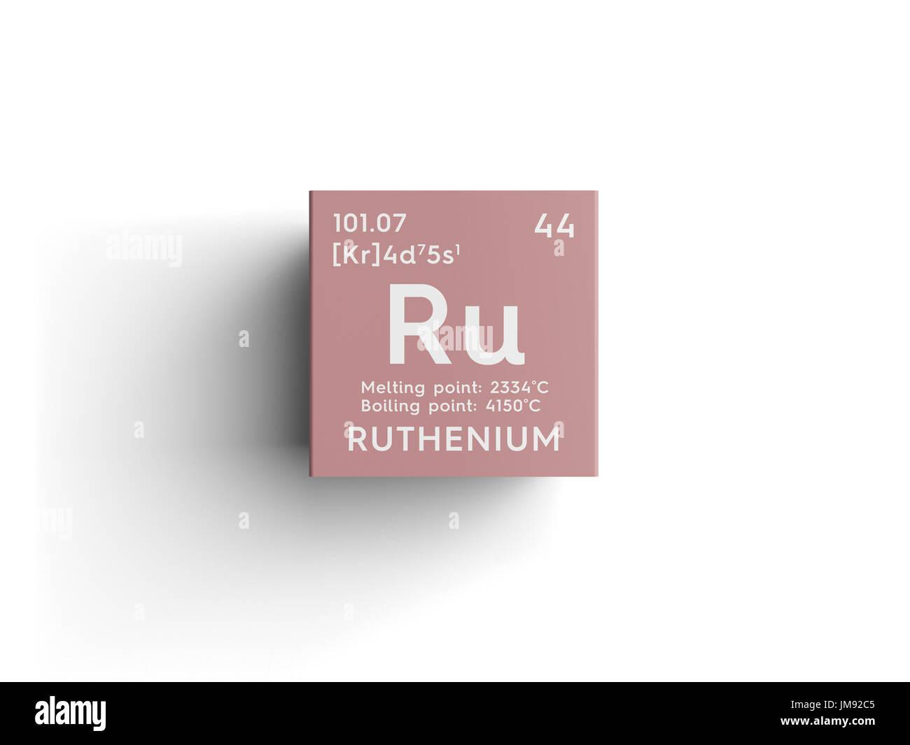 Ruthenium Stock Photos Ruthenium Stock Images Alamy