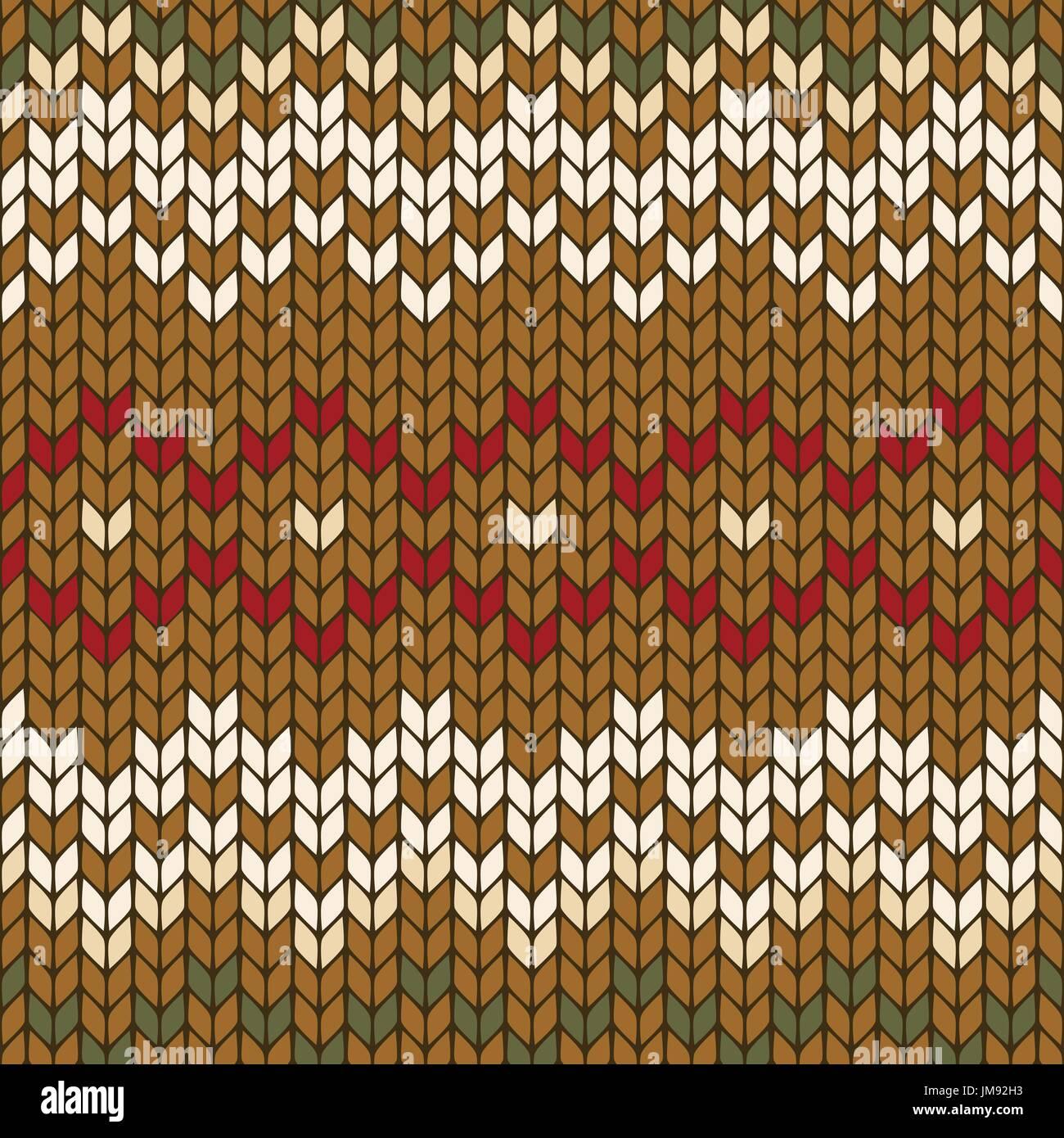 335d27ea3 Seamless knitted geometric pattern