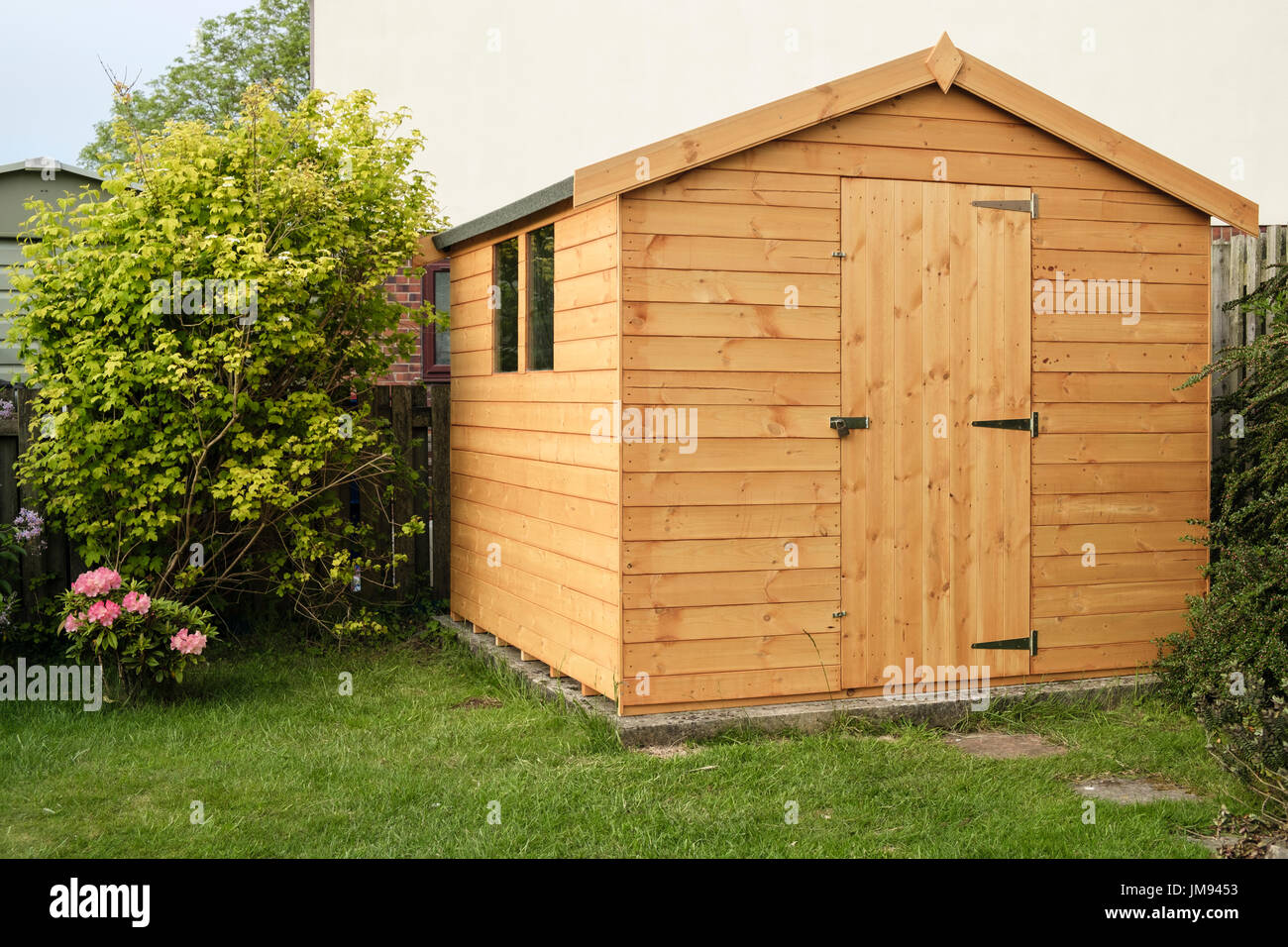 greenhouse unit wooden x with mercia product windows shed pent garden sheds only internet combi