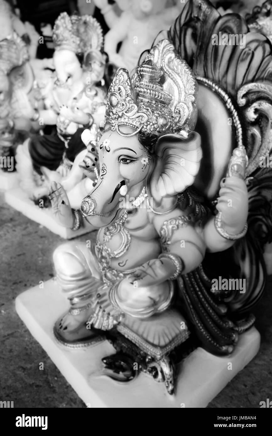 Lord Ganesh - Stock Image