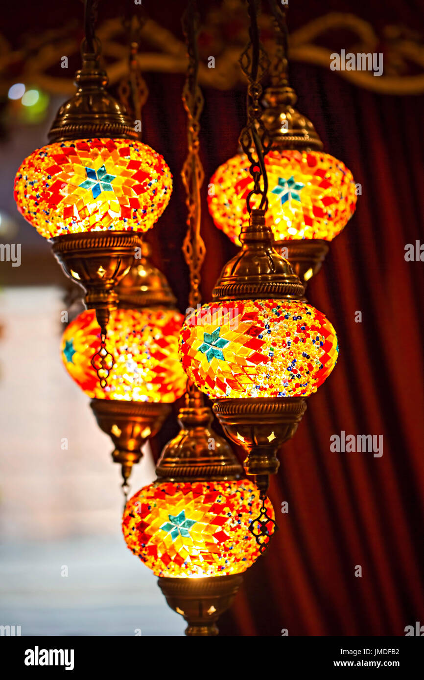 mosaic ceiling lamp products star red woodymood hm llc ball
