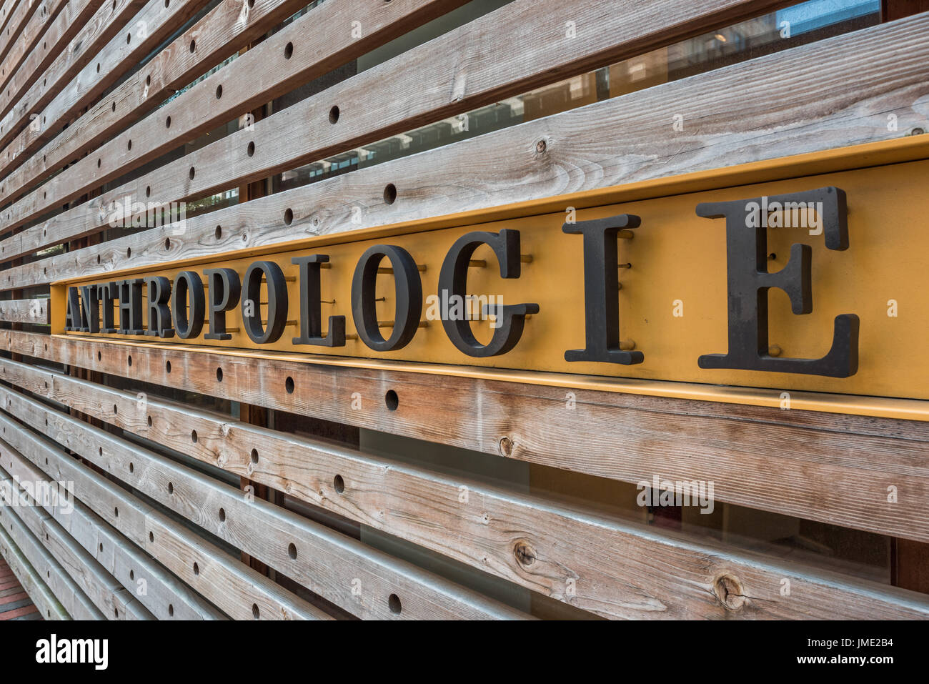 Anthropologie retail store sign Stock Photo: 150285272 - Alamy