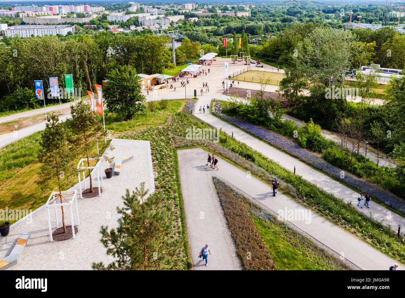 Berlinmarzahn Gardens Of The World Botanic Gardengärten Der Stock