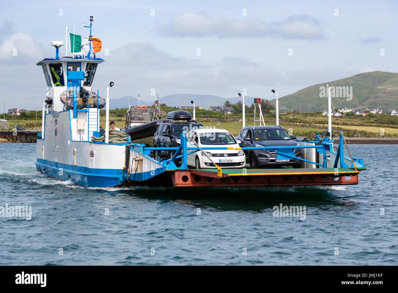 Valentia Island Car Ferry