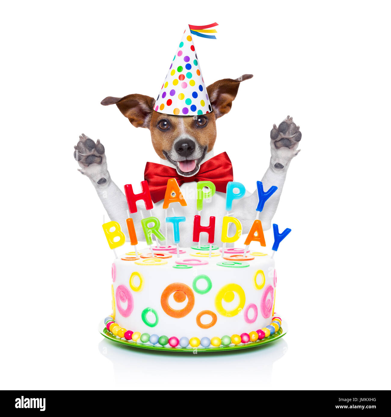 Happy Birthday To My Dog For Free