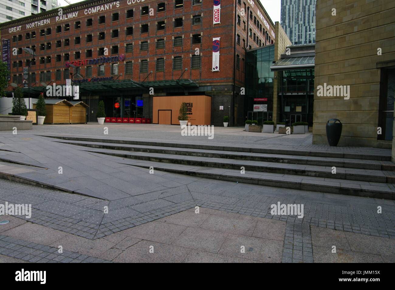Manchester, United Kingdom - Stock Image