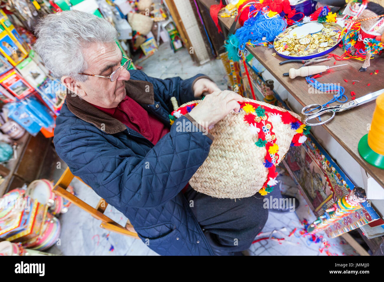 Sicily local stock photos sicily local stock images alamy for Negozio casa crea palermo
