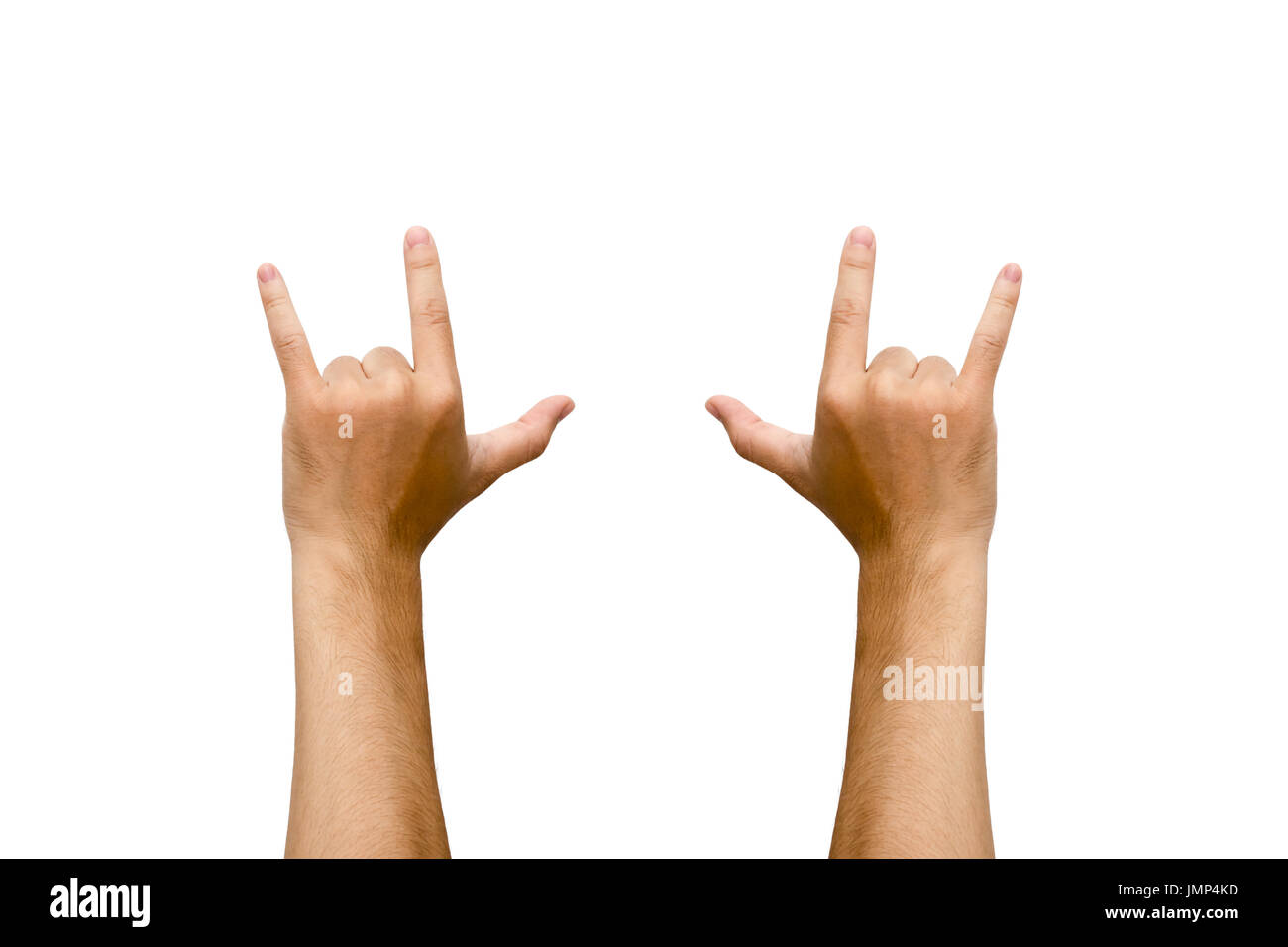 Devil hand sign stock photos devil hand sign stock images alamy i love you hand sign isolated on white background with copy space stock image biocorpaavc Gallery