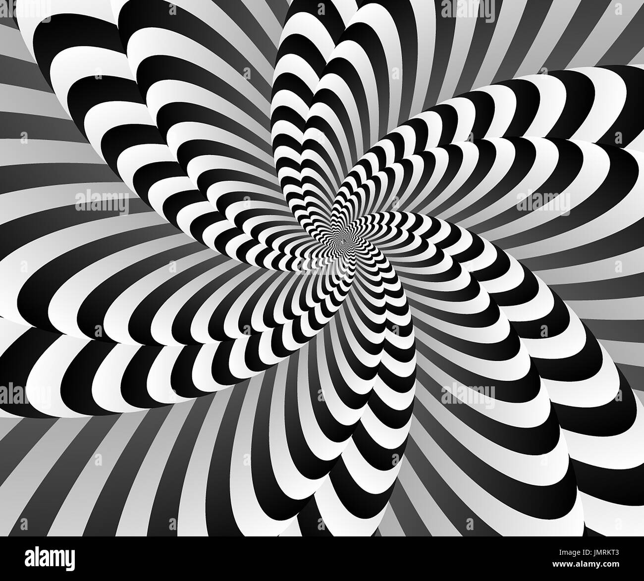 Geometric Art Black And White Stock Photos Images Alamy