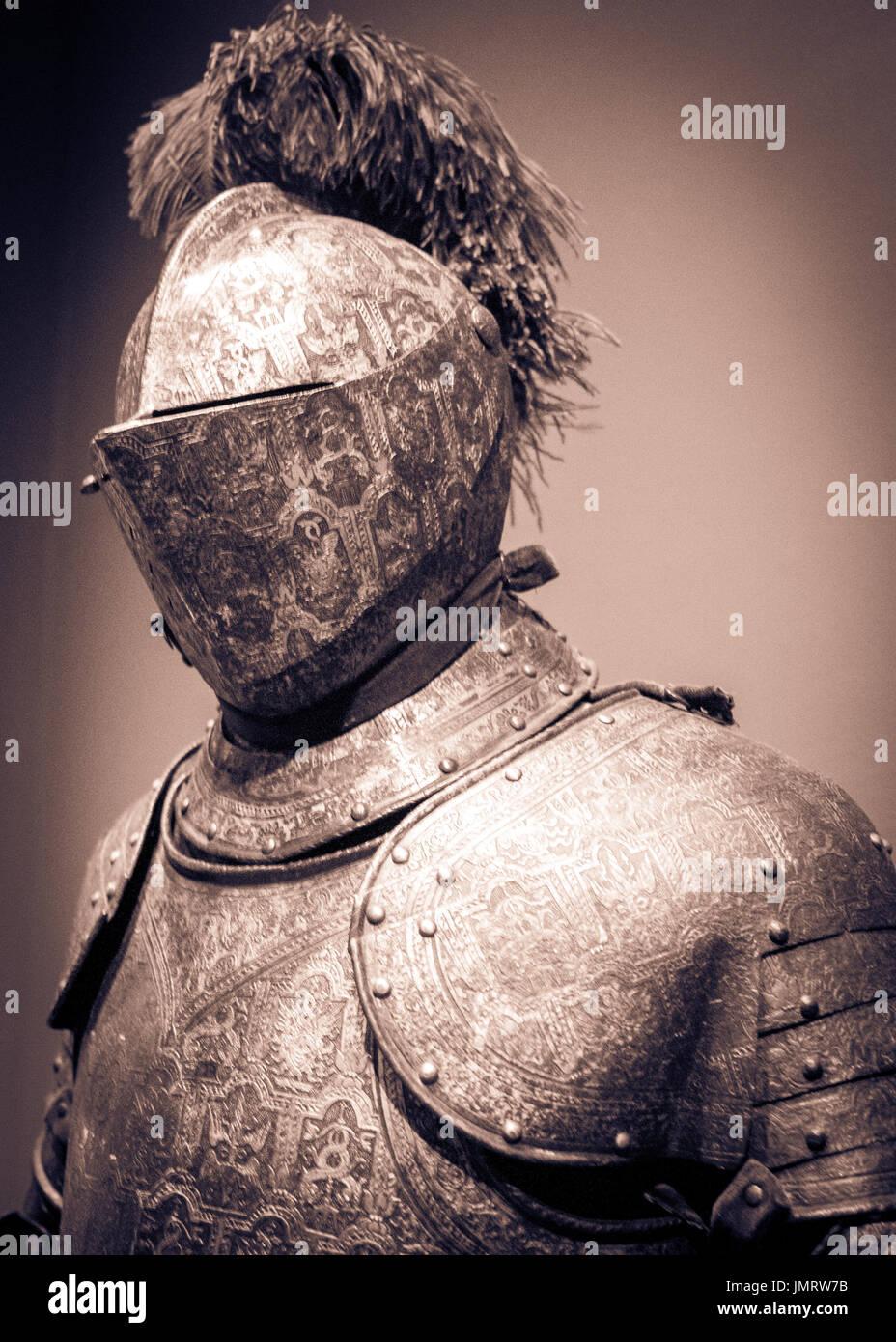 armor - Stock Image