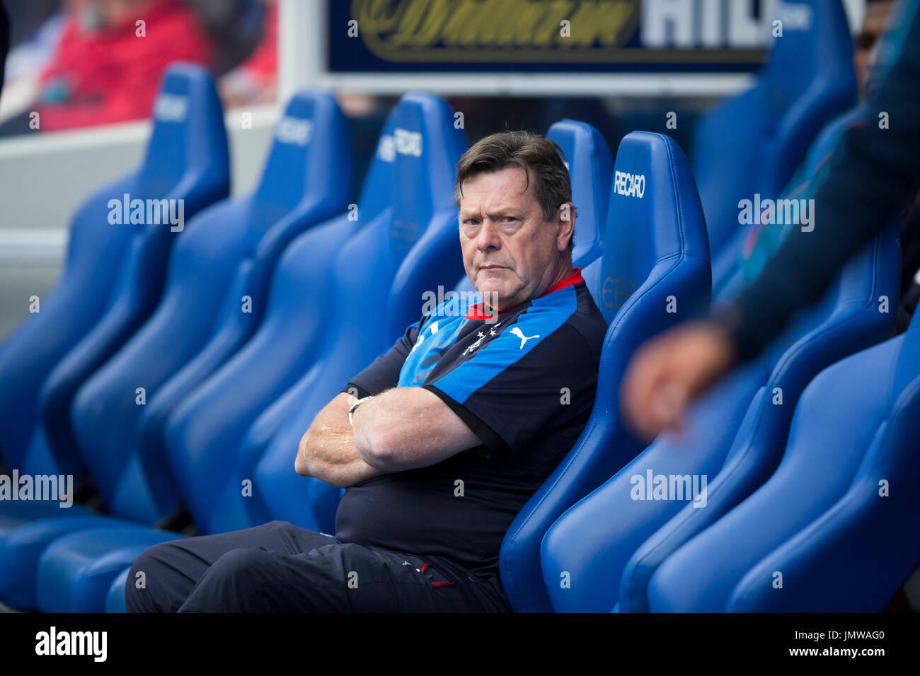 Rangers kit man Jimmy bell Stock Photo: 150533152 - Alamy