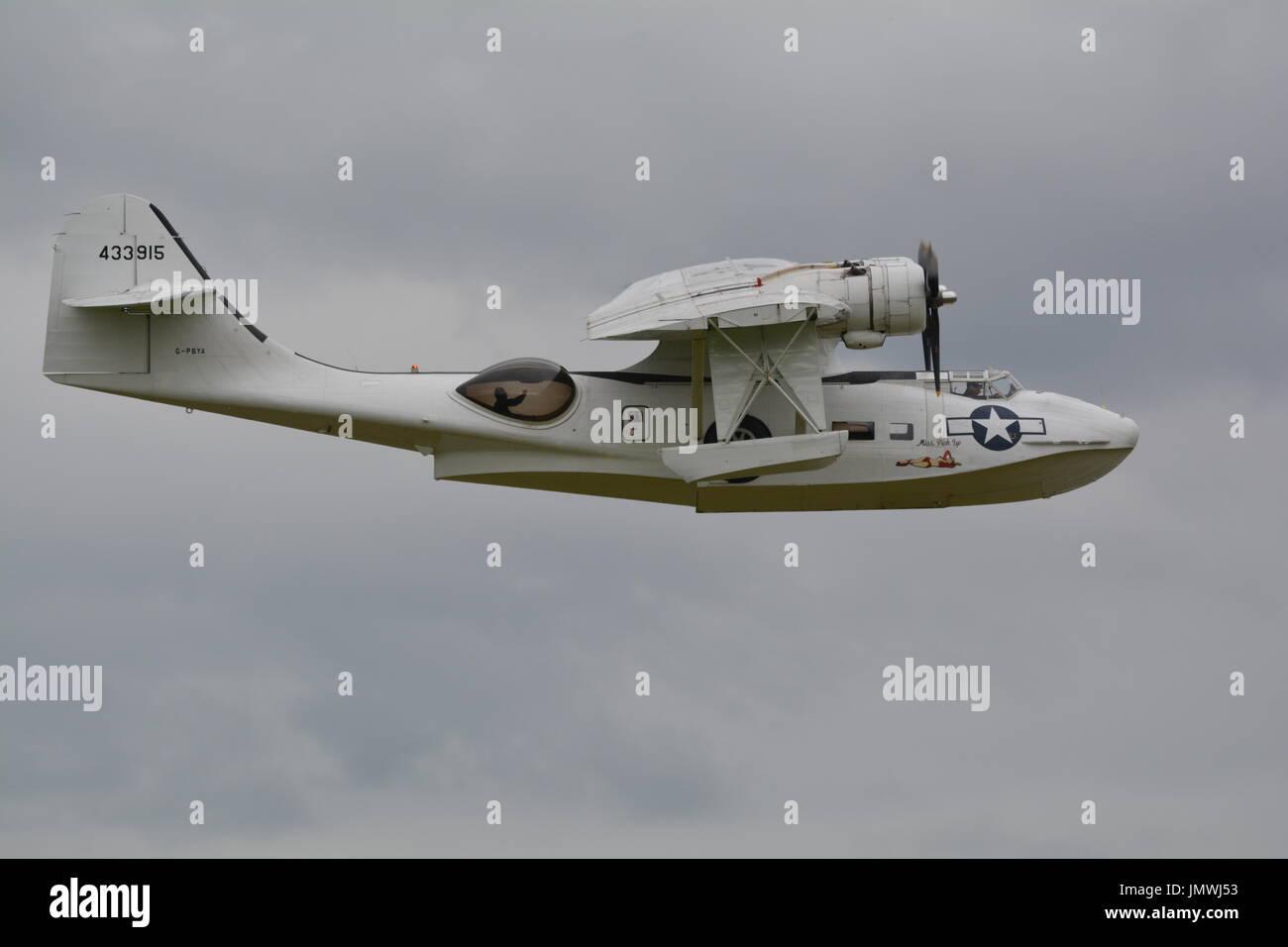 Amphibious Airplane Stock Photos & Amphibious Airplane Stock