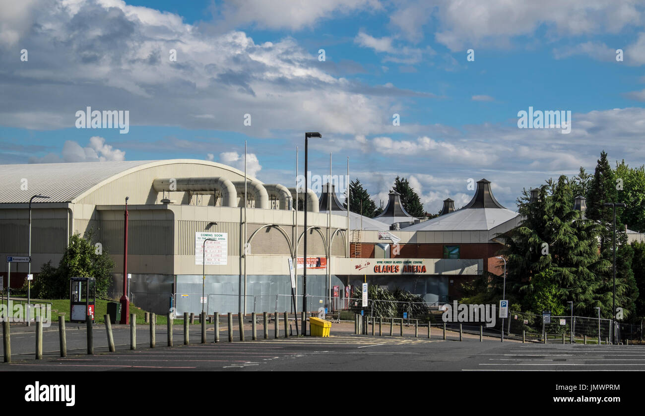 Council leisure centre stock photos council leisure - Longwell green swimming pool times ...