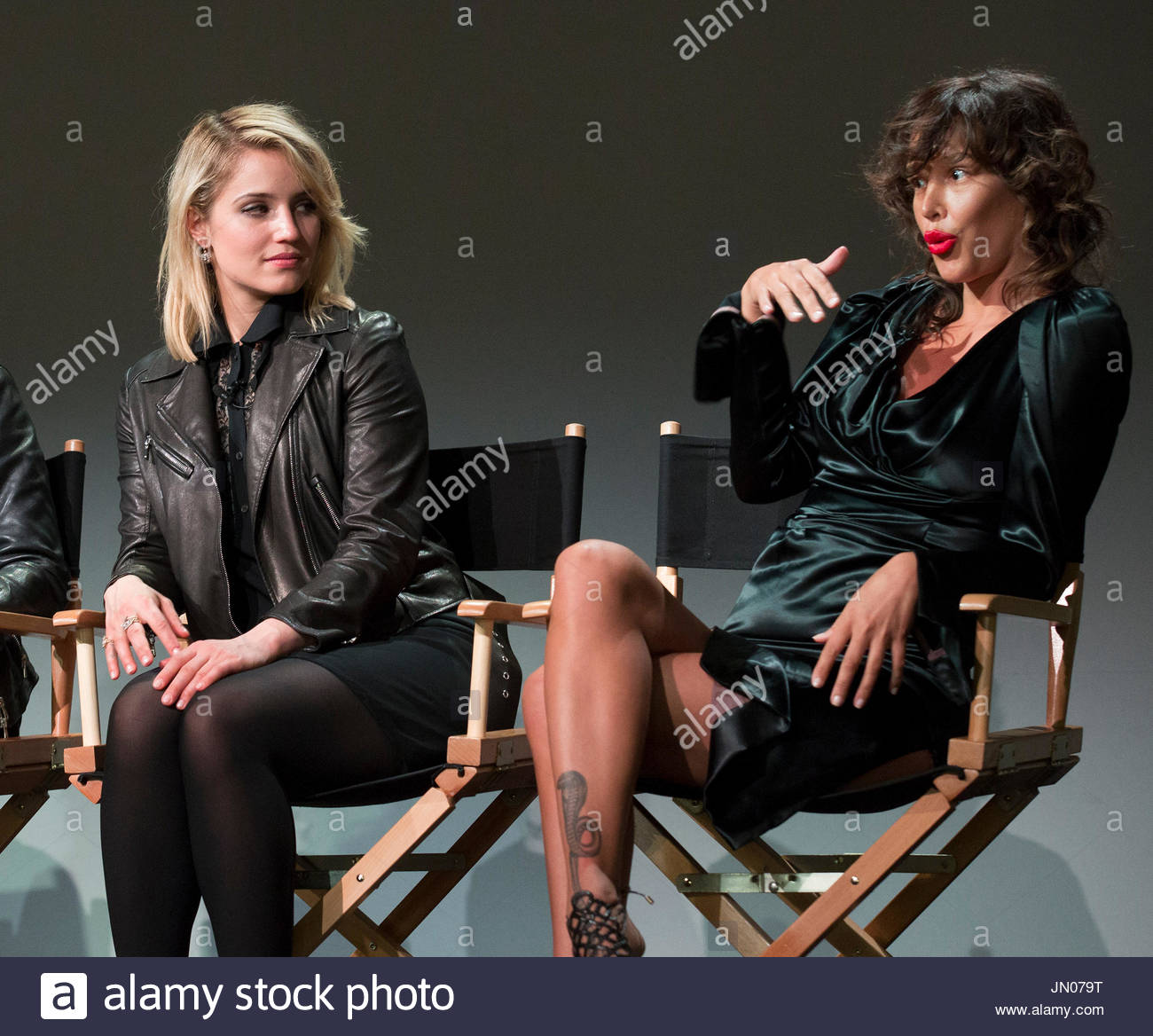 Dianna agron and paz de la huerta bare compilation 10