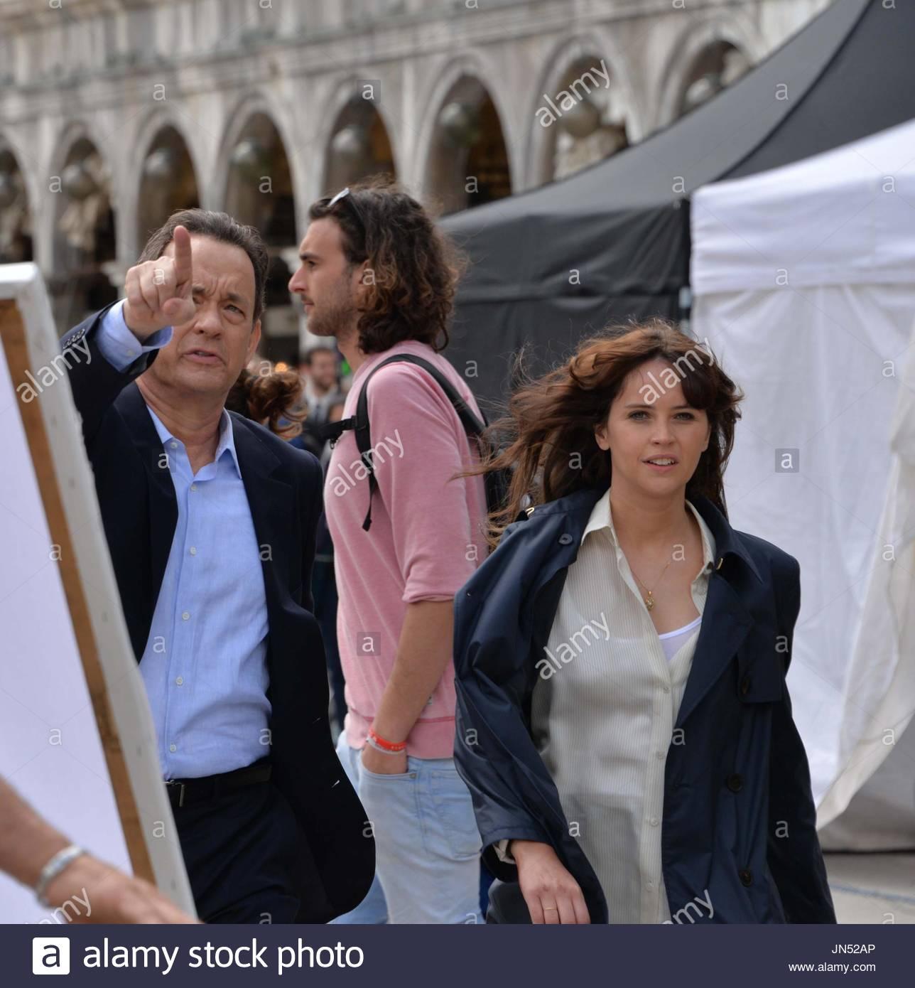 Felicity Jones Tom Hanks