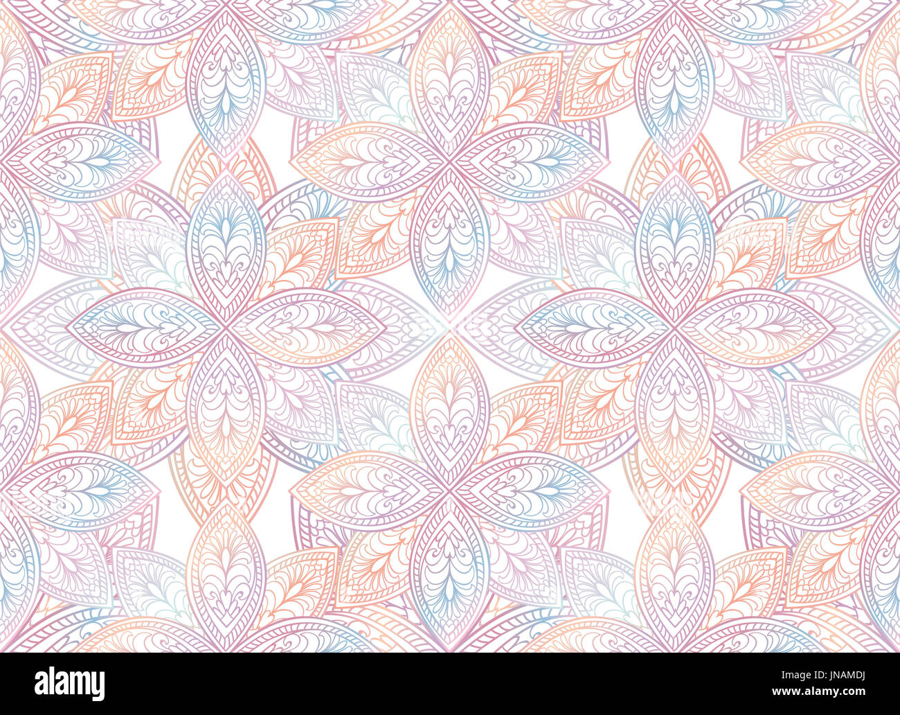 Arabesque seamless pattern stock photos & arabesque seamless pattern