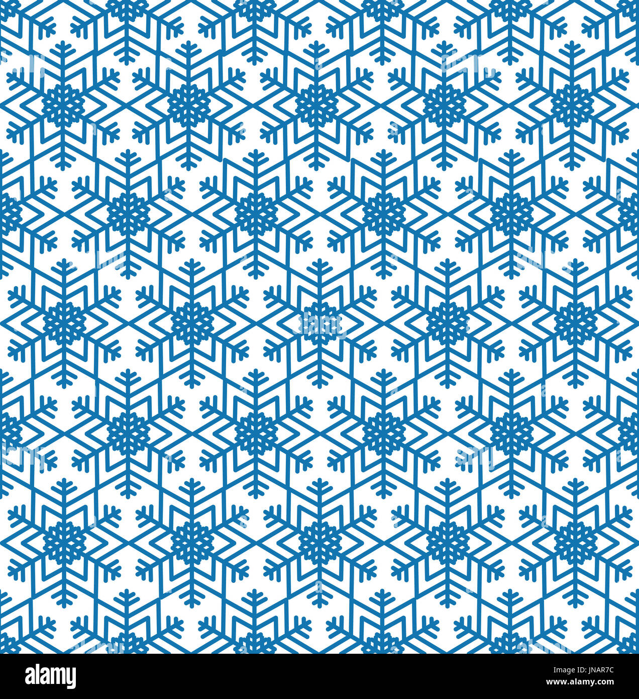 snow seamless pattern abstract winter ornamental textured stock