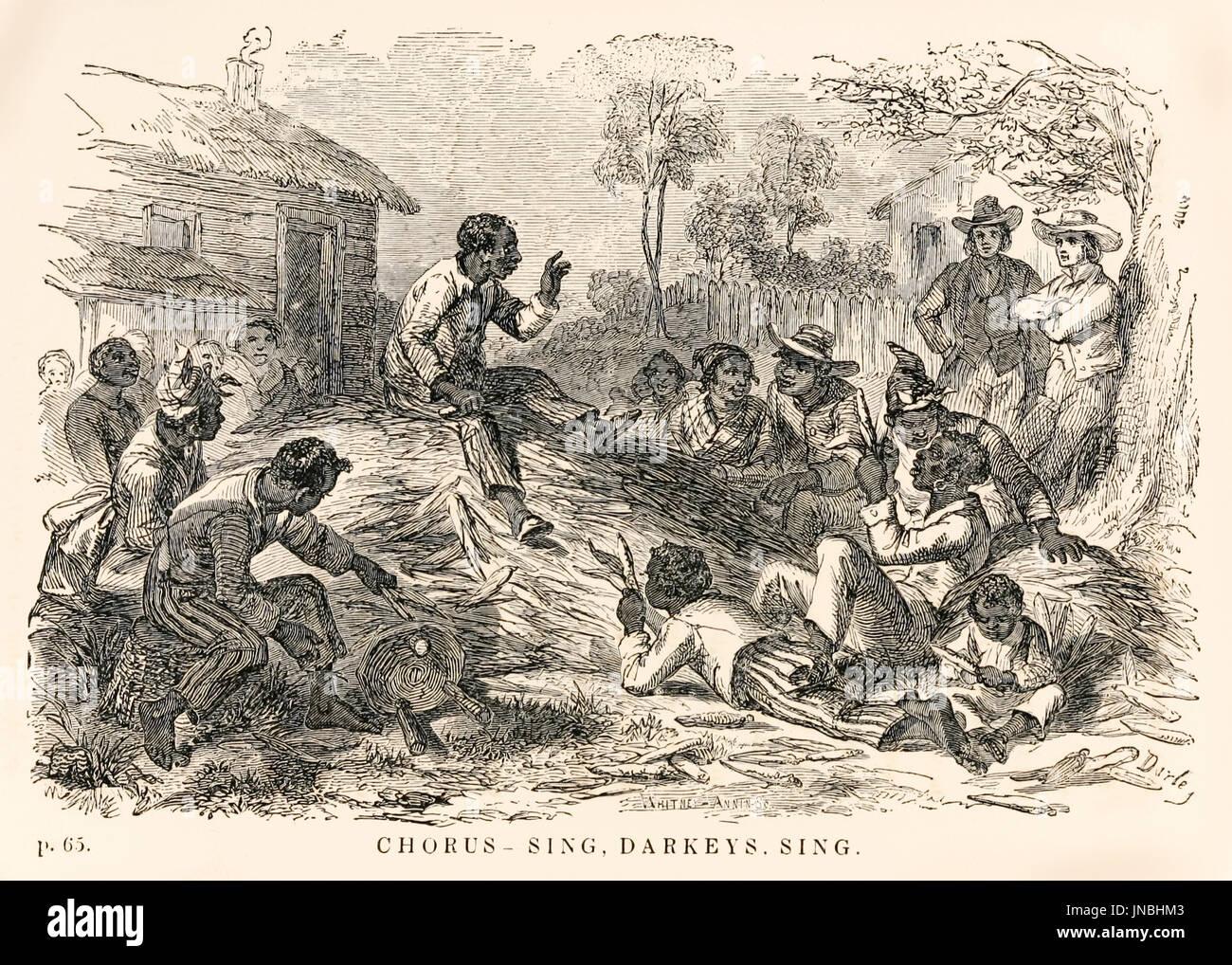cruelty of slavery